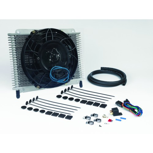 Transmission Oil Cooler 21 Plate & 8