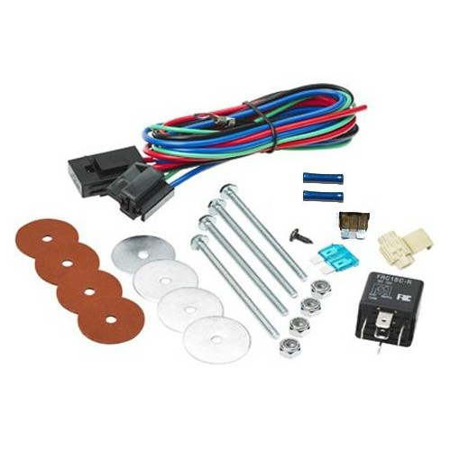Universal Single Fan Mounting Kit (24V) (1001)