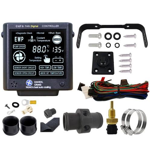 EWP® & Fan Digital Controller Kit (8002)