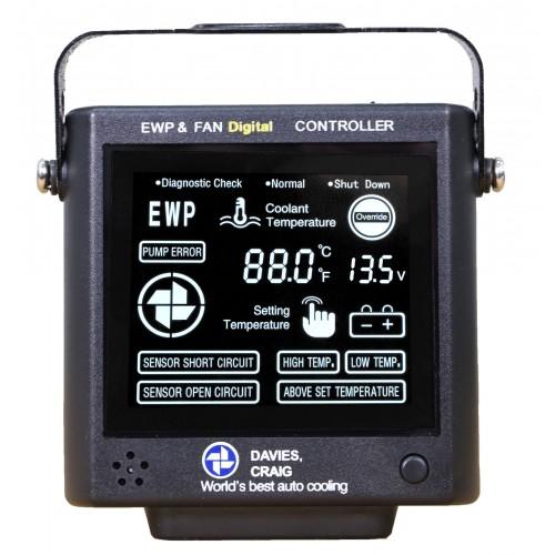 EWP® & Fan Digital Controller - (Module only) (8102)